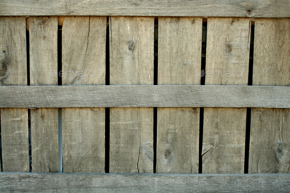 Wood crate background - Stock Photo - Images