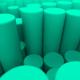 3D Cylinders Loop - VideoHive Item for Sale