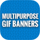 Animated GIF Banner Ads - Multipurpose Banner Ads - GraphicRiver Item for Sale