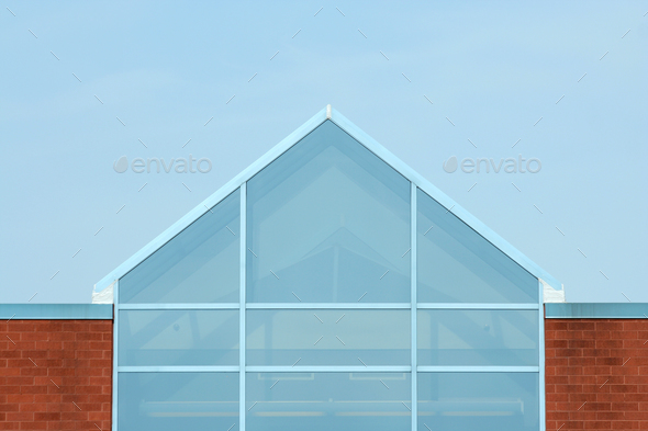 Glass building - Stock Photo - Images