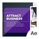Attract - Corporate Promo - VideoHive Item for Sale