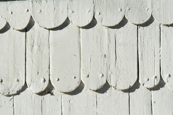 Old house siding - Stock Photo - Images