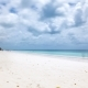 Panoramic  of White Sand Tropical Beach - VideoHive Item for Sale