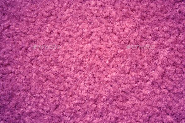 Purple Carpet Background - Stock Photo - Images
