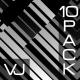 Deep Stripes VJ Pack - VideoHive Item for Sale