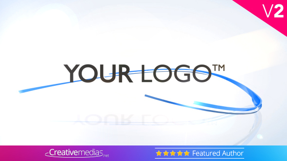 Ribbons Logo Apple Motion And Final Cut Pro X Template By