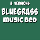 Easygoing Bluegrass Music Bed