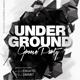 Underground Groove Party Flyer