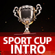 Sport Cup Intro - VideoHive Item for Sale