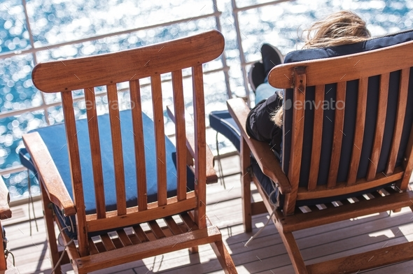 Sea Travel Vacation Relax - Stock Photo - Images