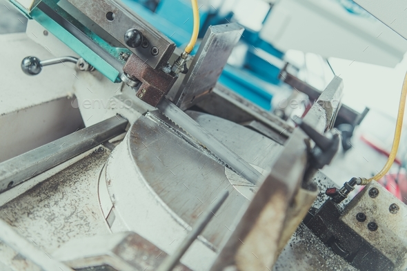 Heavy Duty metal Cutter - Stock Photo - Images