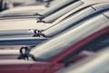 New Cars Dealer Lot - PhotoDune Item for Sale