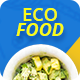 Eco Food | HTML 5 Animated Google Banner