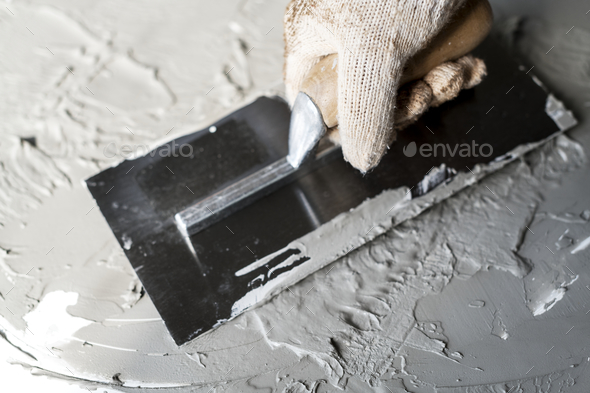 People renovating the house concept - Stock Photo - Images