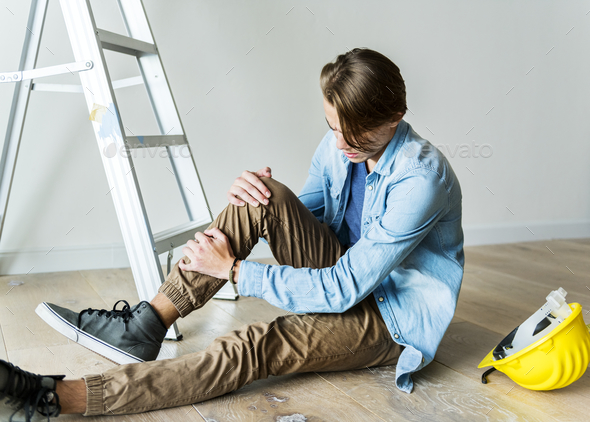 People with home safety concept - Stock Photo - Images