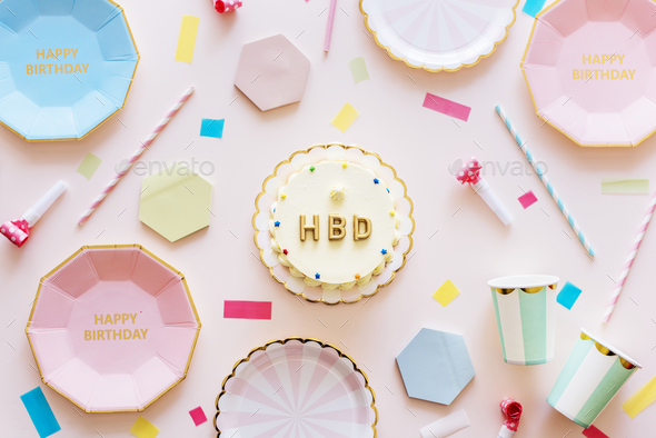 Birthday celebration - Stock Photo - Images