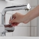 Girl Is Washing Her Hands Bathroom - VideoHive Item for Sale