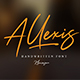 Allexis Signature - GraphicRiver Item for Sale
