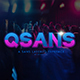 Qsans Layered Font - GraphicRiver Item for Sale