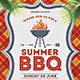 Summer / Holiday BBQ - GraphicRiver Item for Sale