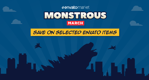 Monstrous March Files 2018 - 40% Off & Free Files