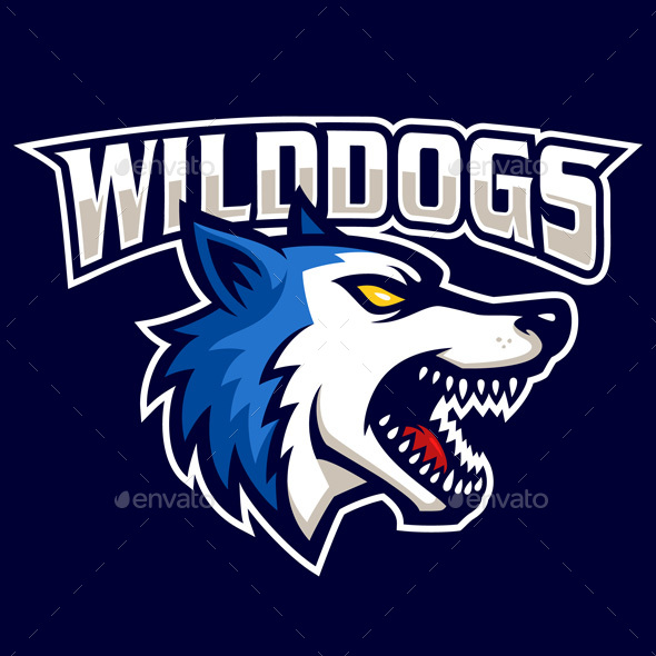 Wild Dogs - Animals Characters