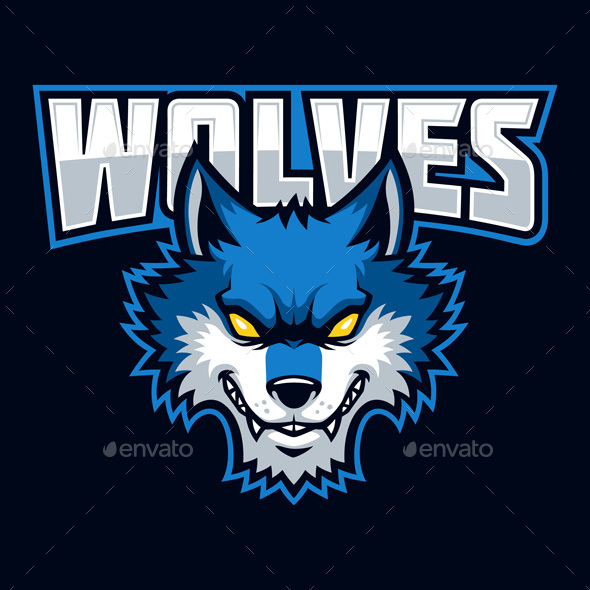 Wolves - Animals Characters