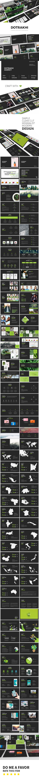 Dotrakhi - Creative Minimal Keynote Template - Creative Keynote Templates