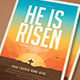 Risen Flyer - GraphicRiver Item for Sale