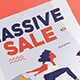 Massive Sale Flyer