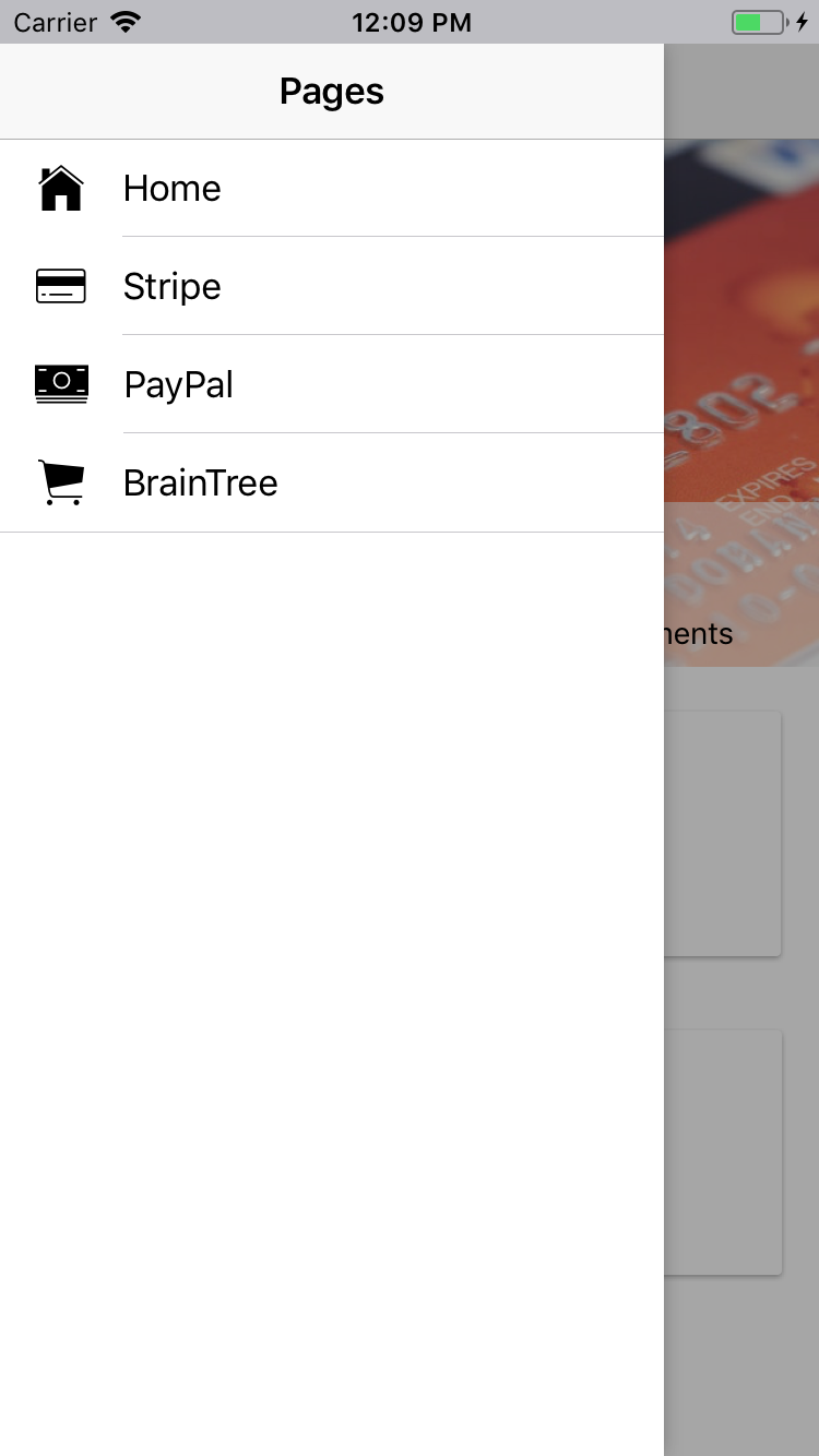 ionic 3 toolkit pay personal edition get paid with stripe paypal