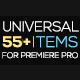 Universal Post-Production Pack - VideoHive Item for Sale