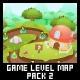 Game Level Map Pack - Side Scrolling