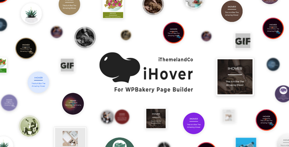 iHover For WPBakery Page Builder (Visual Composer)