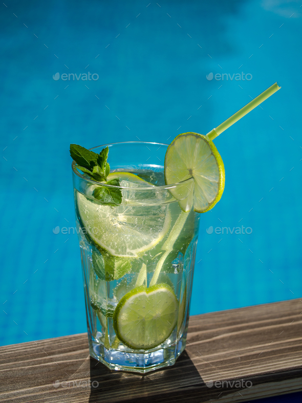 Cold drink - Stock Photo - Images