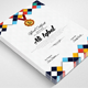 Vertical Diploma Certificate Template - GraphicRiver Item for Sale