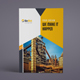 08 Pages Construction Brochure - GraphicRiver Item for Sale