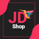 JD Shop - Advanced Hikashop Joomla eCommerce Template