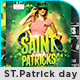 Saint Patrick's Day Flyers - GraphicRiver Item for Sale