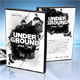 Underground Groove DVD Cover - GraphicRiver Item for Sale
