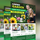 Garden Services Flyer Template
