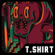 Watcher T-Shirt Design - GraphicRiver Item for Sale
