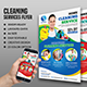 House Cleaning Specialist Flyer - GraphicRiver Item for Sale