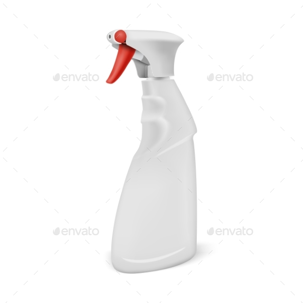 Spray Pistol Cleaner - Man-made Objects Objects
