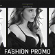 Fashion Promo Opener - VideoHive Item for Sale