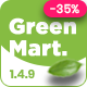 GreenMart – Organic & Food WooCommerce WordPress Theme - ThemeForest Item for Sale