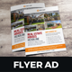 Corporate Multipurpose Flyer Ad v13 - GraphicRiver Item for Sale