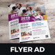 School Study Promotion Flyer Ad v1 - GraphicRiver Item for Sale