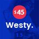 Westy - Responsive Multi-Purpose WordPress Theme - ThemeForest Item for Sale