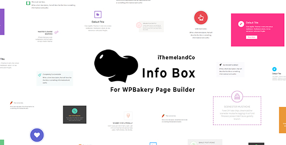 Info Box For WPBakery Page Builder (Visual Composer) - CodeCanyon Item for Sale